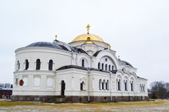 St. Nicholas Church in Brest Fortress Royalty Free Stock Photo