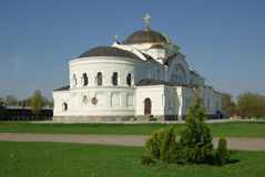 St. Nicholas Church in Brest Fortress, Belarus Stock Photo