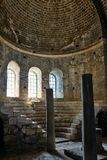 St Nicholas Church in Demre, Turkey Royalty Free Stock Photography