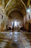 St. Nicholas Church, Demre. Turkije. Myra. Orthodox Royalty-vrije Stock Afbeeldingen