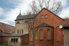 St. Nicholas' Church, Eisenach, Germany Stock Photography