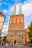 St. Nicholas Church em Berlim - Alemanha Foto de Stock Royalty Free