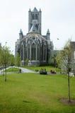 St Nicholas Church - Ghent - Belgium. St Nicholas Church in Ghent - Belgium Royalty Free Stock Images