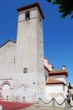 St Nicholas Church, Granada. Stock Photo