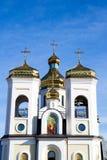 St Nicholas Church i Chernigov, Ukraina Royaltyfri Fotografi