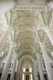 St. Nicholas Church interiors, Leipzig. Royalty Free Stock Photos