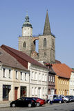 St. Nicholas church of Jueterbog - Germany Royalty Free Stock Images