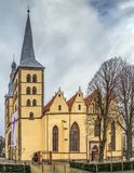 St Nicholas Church, Lemgo, Alemanha fotos de stock royalty free
