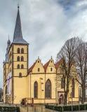 St. Nicholas Church, Lemgo, Deutschland lizenzfreie stockfotos