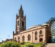 St Nicholas Church Liverpool foto de stock