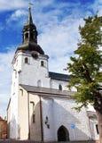 St. Nicholas' Church (Niguliste). Old city, Tallinn, Estonia Royalty Free Stock Images