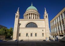 St. Nicholas Church (Nikolaikirche), Potsdam Stock Image