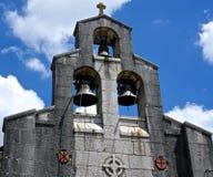 St. Nicholas Church, Old Bar, Montenegro stock image