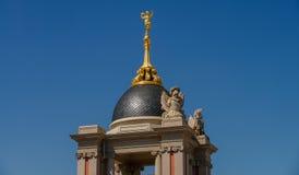 St. Nicholas Church in Potsdam, Duitsland Royalty-vrije Stock Fotografie