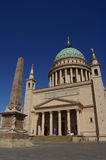 St. Nicholas Church in Potsdam, Germany Royalty Free Stock Image