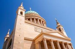 St. Nicholas Church in Potsdam, Germany Stock Photos