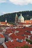 St. Nicholas church, Prague Royalty Free Stock Photo