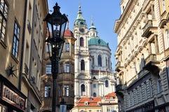 St. Nicholas Church, Prague Royalty Free Stock Photos