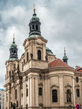 St Nicholas Church in Praque Royalty Free Stock Images