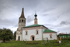 St. Nicholas church. Royalty Free Stock Photo