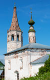 St. Nicholas Church in Suzdal Royalty Free Stock Photography