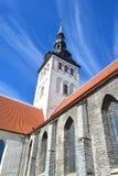 St. Nicholas Church, Tallinn. Royalty Free Stock Photos