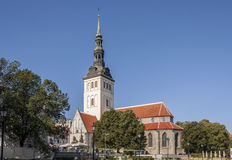 St Nicholas Church,Tallinn,Estonia Royalty Free Stock Photography