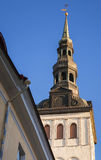 St. Nicholas Church. Tallinn, Estonia Royalty Free Stock Photos