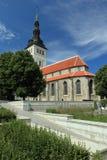 St. Nicholas Church, Tallinn Royalty Free Stock Photography