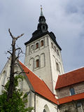 St Nicholas Church, Tallinn Royalty Free Stock Photo