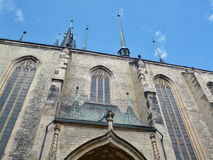 St. Nicholas Church - Tschechische Republik Lizenzfreies Stockfoto
