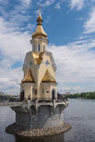 St Nicholas church on the water Stock Image