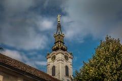 St. Nicholas Church Zemun Stock Image