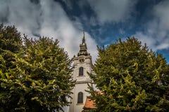 St. Nicholas Church Zemun Stock Photos
