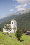 St. Nicholas in East Tyrol Stock Photo
