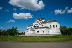 St. Nicholas Garrison Cathedral. Royalty Free Stock Image