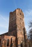 St Nicholas kościół Obraz Royalty Free