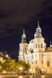 St Nicholas kościół zdjęcie royalty free