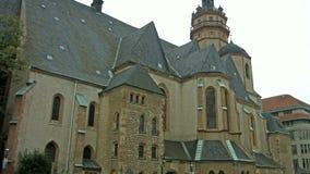 St Nicholas kościół Leipzig zbiory