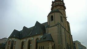 St Nicholas kościół Leipzig zdjęcie wideo