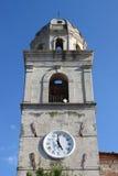 St Nicholas kościół w Sirolo Zdjęcie Royalty Free