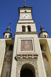 St. Nicholas Kościelny Brasov, Rumunia obrazy stock