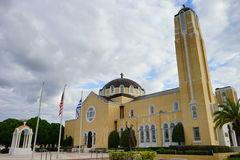 St Nicholas kyrka royaltyfri foto