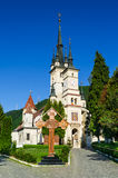 St. Nicholas medieval church in Brasov, Romania Royalty Free Stock Photos