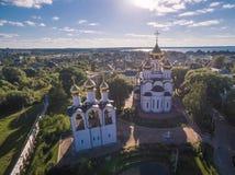 St Nicholas monaster Obraz Royalty Free