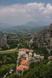 St. Nicholas monastery Meteora Greece Royalty Free Stock Photo