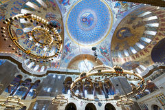 St. Nicholas Naval Cathedral Royalty Free Stock Photos