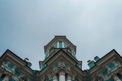 St Nicholas Naval Cathedral Royalty-vrije Stock Foto's