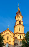 St. Nicholas Orthodox Church in Vilnius Stock Photography