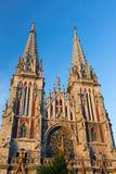 St. Nicholas Roman Catholic Cathedral in Kiev. Stock Photos